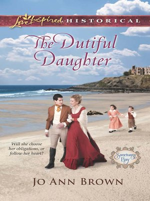 cover image of The Dutiful Daughter