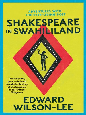cover image of Shakespeare in Swahililand