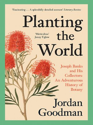cover image of Planting the World