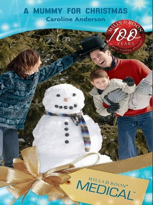 cover image of A Mummy for Christmas
