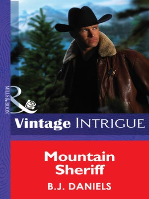 cover image of Mountain Sheriff