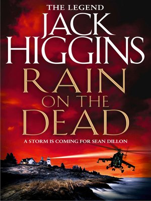cover image of Rain on the Dead