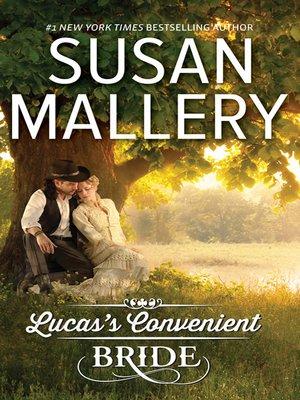 cover image of Lucas's Convenient Bride