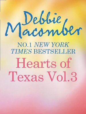 cover image of Heart of Texas Vol. 3