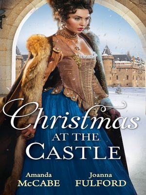 cover image of Christmas At the Castle