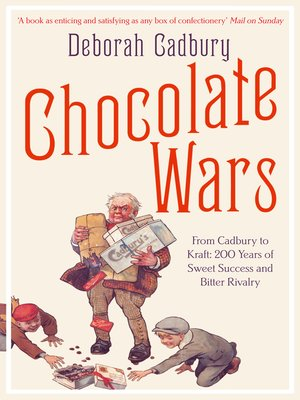 cover image of Chocolate Wars
