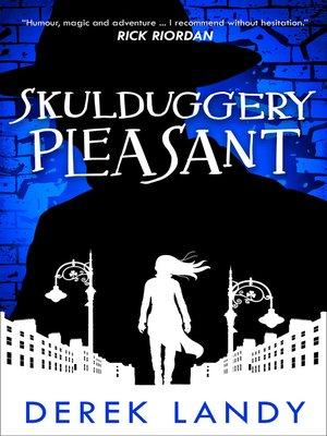 cover image of Skulduggery Pleasant