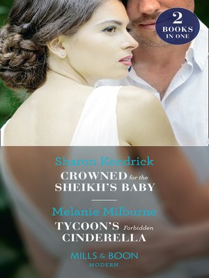 cover image of Crowned For the Sheikh's Baby
