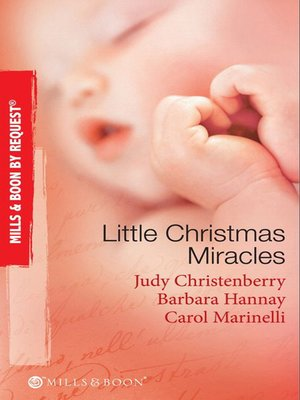 cover image of Little Christmas Miracles