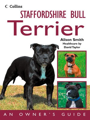 cover image of Staffordshire Bull Terrier