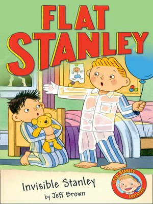 cover image of Invisible Stanley
