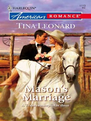 cover image of Mason's Marriage