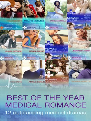 cover image of The Best of the Year--Medical Romance