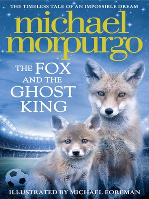 cover image of The Fox and the Ghost King
