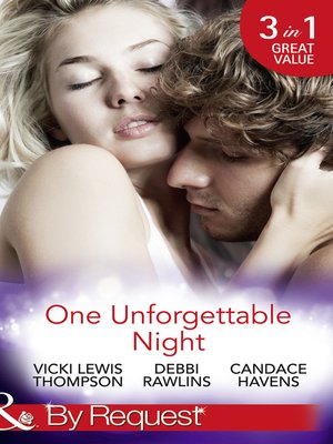 cover image of One Unforgettable Night
