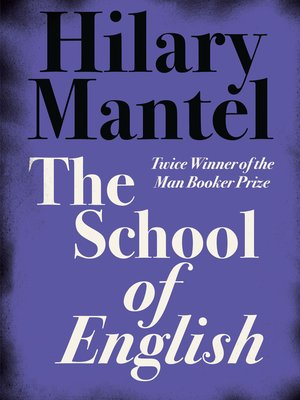 cover image of The School of English
