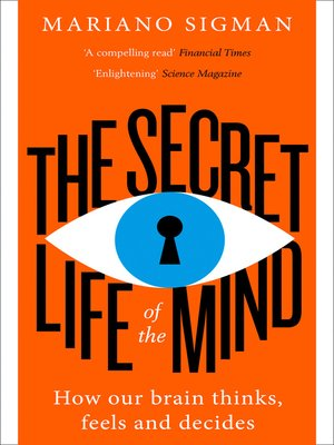 cover image of The Secret Life of the Mind
