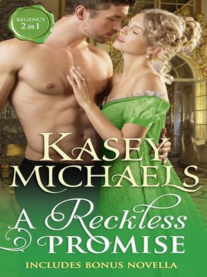 cover image of A Reckless Promise