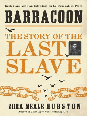 cover image of Barracoon
