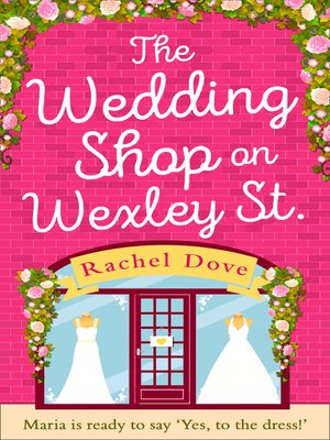 cover image of The Wedding Shop on Wexley Street