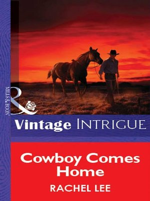 cover image of Cowboy Comes Home