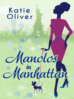 cover image of Manolos In Manhattan