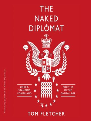 cover image of Naked Diplomacy