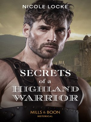 cover image of Secrets of a Highland Warrior