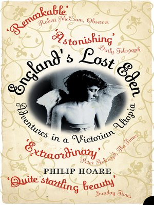 cover image of England's Lost Eden