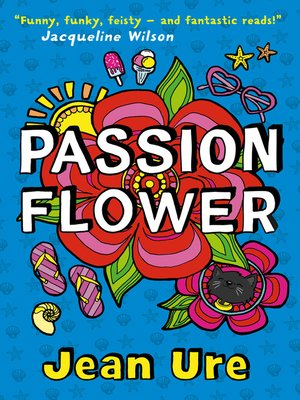 cover image of Passion Flower