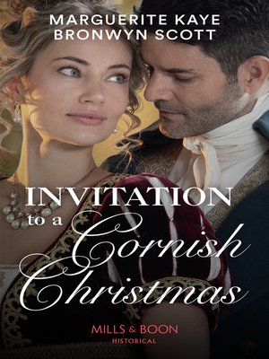 cover image of Invitation to a Cornish Christmas