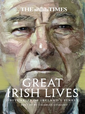 cover image of The Times Great Irish Lives