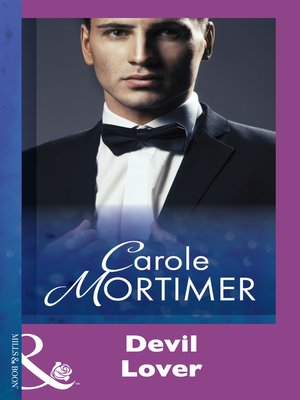 cover image of Devil Lover