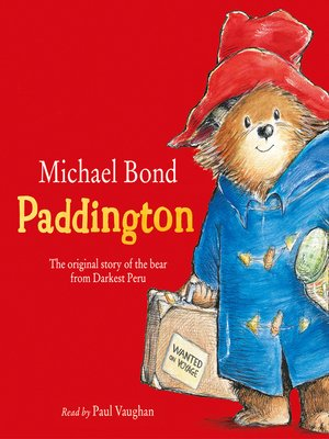 cover image of Paddington (Read Aloud)