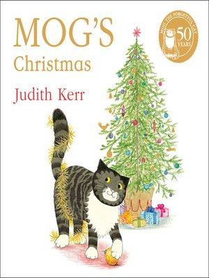 cover image of Mog's Christmas