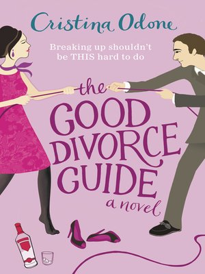 cover image of The Good Divorce Guide