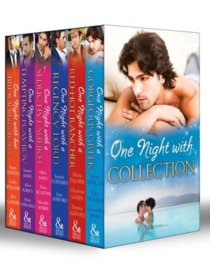 cover image of One Night with Collection