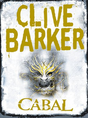 cover image of Cabal