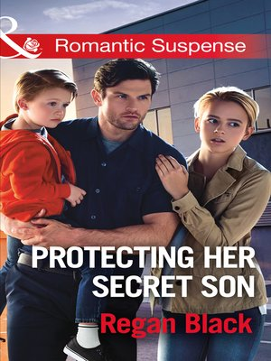 cover image of Protecting Her Secret Son