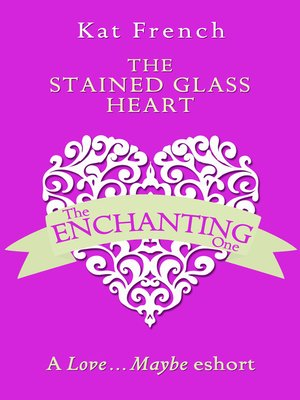 cover image of The Stained Glass Heart