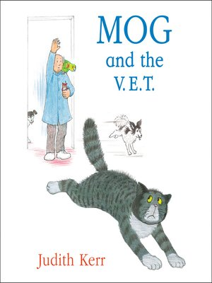 cover image of Mog and the Vee Ee Tee