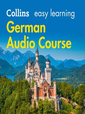 cover image of Easy Learning German Audio Course