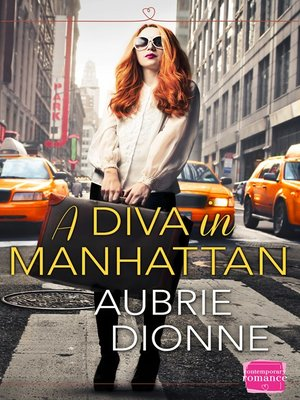 cover image of A Diva in Manhattan