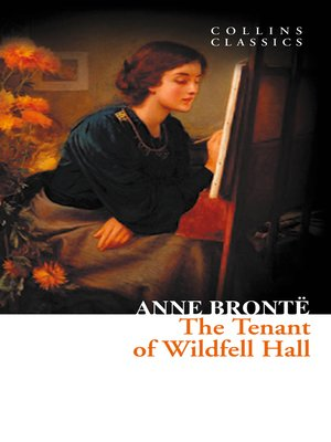 cover image of The Tenant of Wildfell Hall (Collins Classics)
