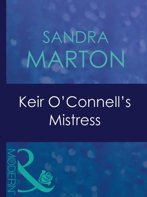 cover image of Keir O'Connell's Mistress