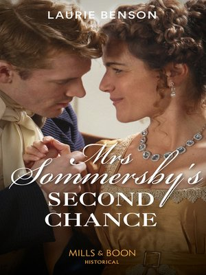 cover image of Mrs Sommersby's Second Chance