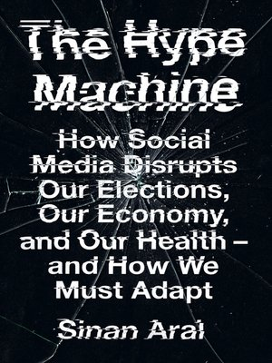 cover image of The Hype Machine