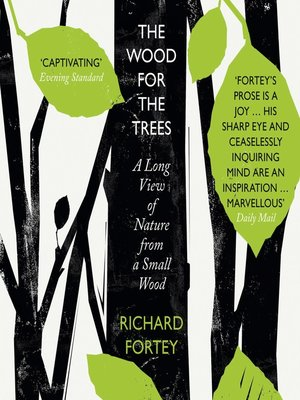 cover image of The Wood for the Trees
