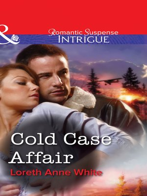 cover image of Cold Case Affair