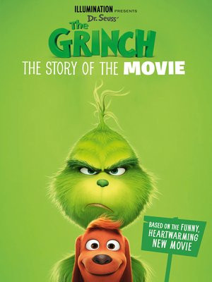cover image of The Grinch